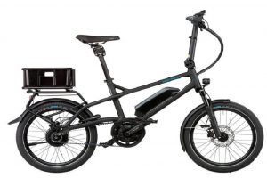 Riese and Muller Tinker Electric Bike in Black