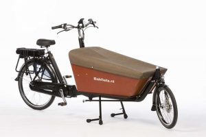 box cover for bakfiets cargo bike