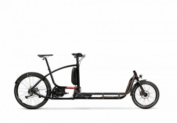 douze cargo bike V2 shimano side view