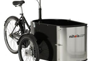 Nihola cargo bike