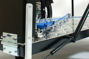 Nihola Cargo Bike Flex Wheel shown
