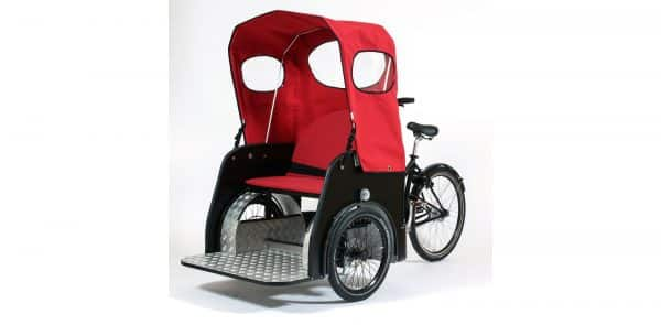 Nihola Taxi CWA Disabled Bike Special Needs Passenger Bike