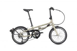 Tern BYB P8 Folding bike side view