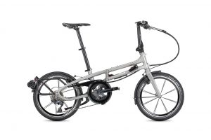 Tern BYB S11 folding bike side view