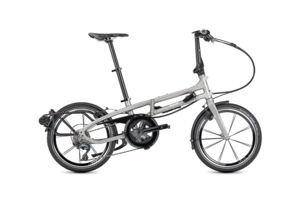 Tern BYB S11 folding bike side view