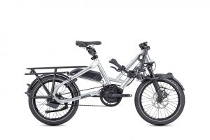 Tern HSD S+ folding bike side view