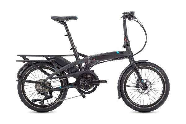 Tern Vektron S10 Folding Bike Side View