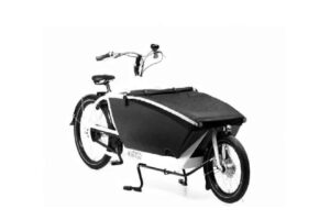 Urban Arrow cargo bike box cover
