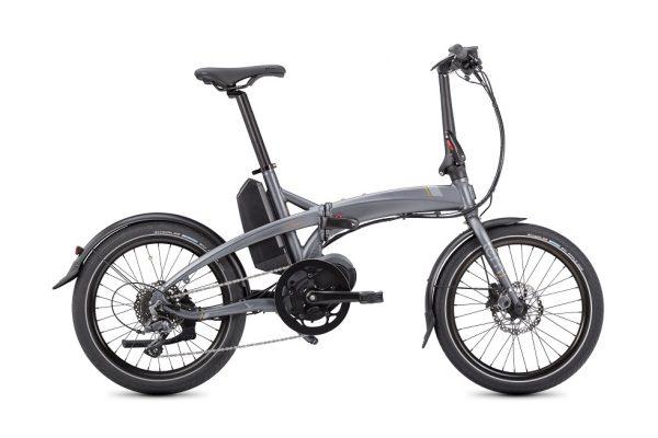Tern Vektron D8 folding bike side view