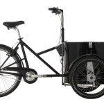 Dutch cargo Bike Nihola Family