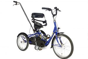 Dutch Cargo Bike Childrens trike NDIS