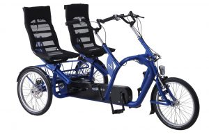 Dutch Cargo Bike Duobike NDIS