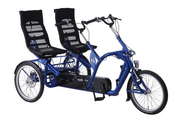 Dutch Cargo Bike Duobike NDIS
