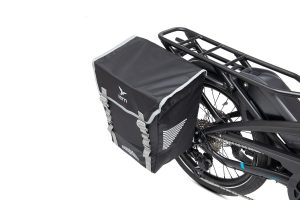 Dutch cargo Bike Pannier for Tern Vektron