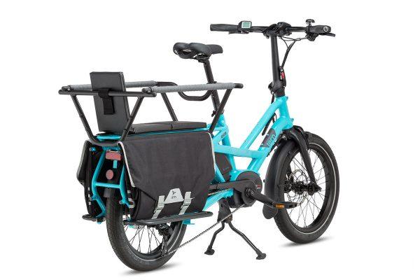 Dutch cargo Bike Clubhouse for GSD