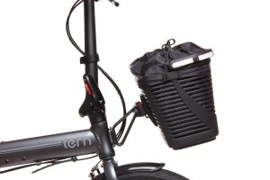 Dutch cargo Bike Hole em Basket for Tern