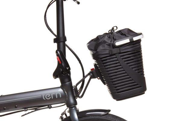 Dutch cargo Bike Hole em Basket for Tern