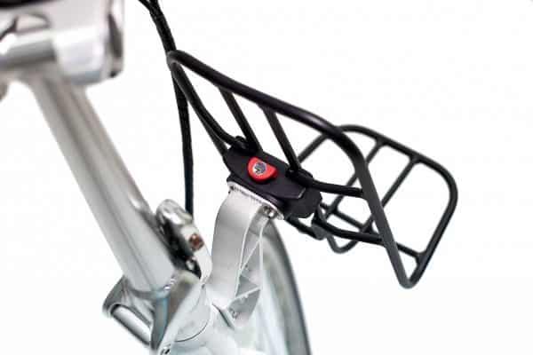 Dutch cargo Bike Kanga Rack for Tern