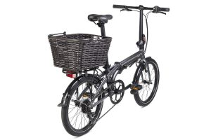 Dutch Cargo Bike market basket