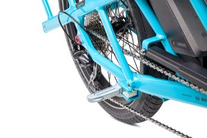 Dutch Cargo BIke Footpegs