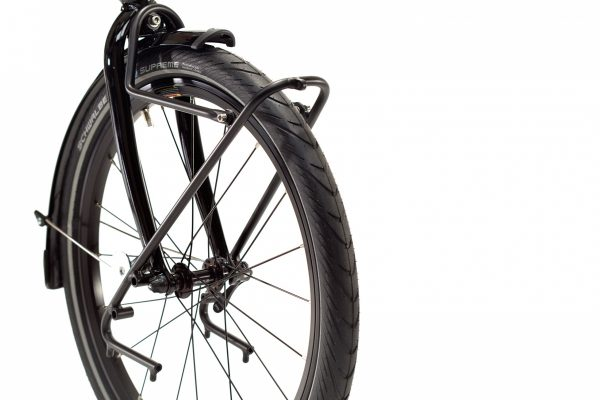 Dutch cargo Bike Spartan Rack for Tern