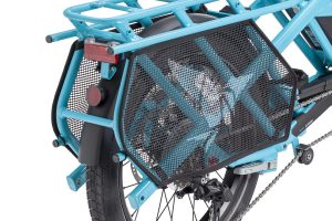 Dutch cargo Bike Wheelguard Protector GSD