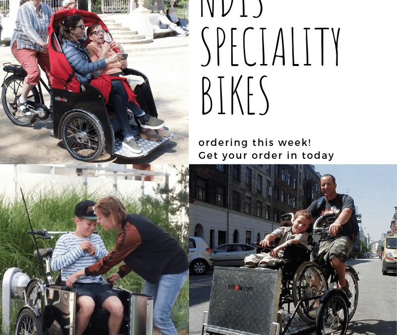 NDIS Bikes