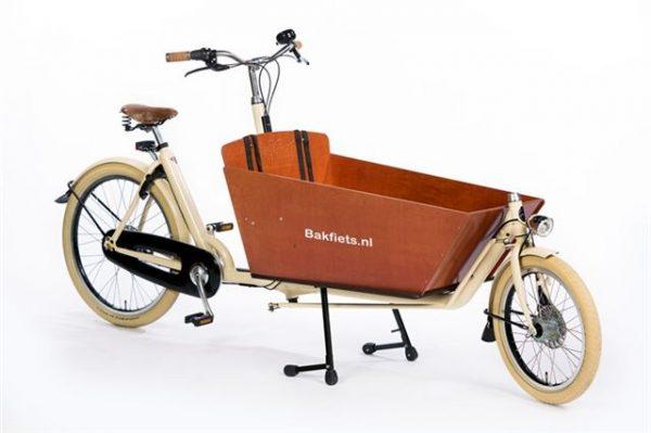 Dutch Cargo Bike Classic bafang Mid Drive
