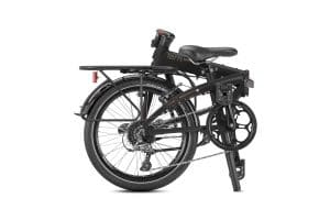Tern Link d8 folding bike shown folded