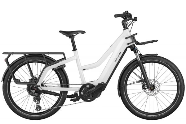 Multicharger Mixte white