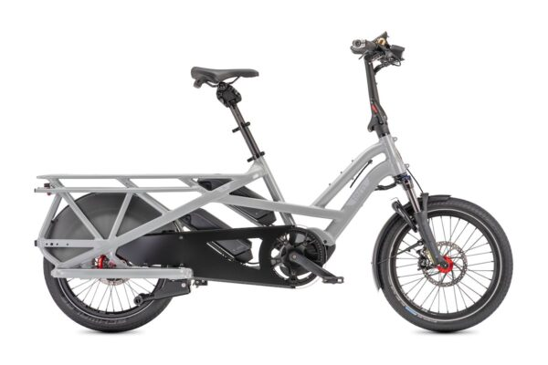 Tern GSD R14 Forge Grey side view