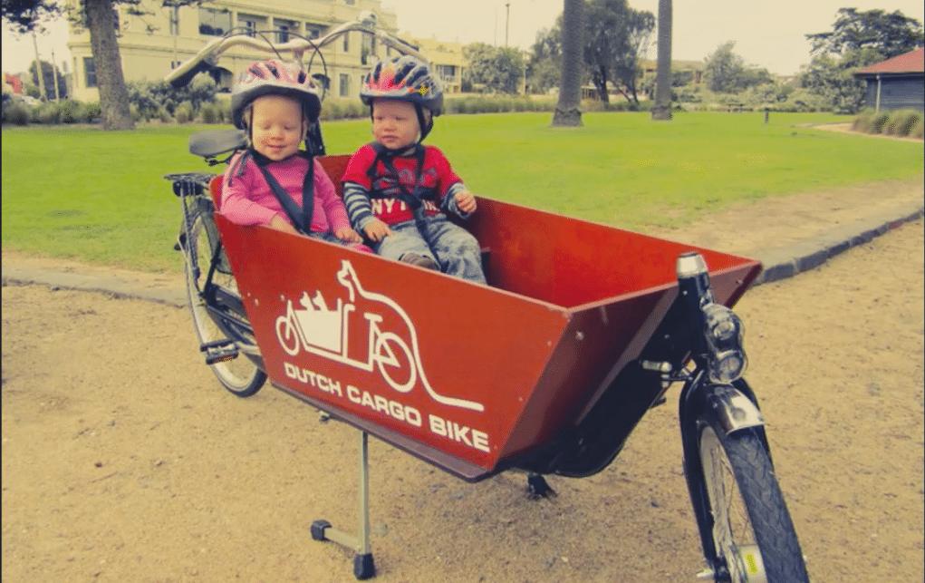See Us Grow – 10 years Dutch Cargo Bike