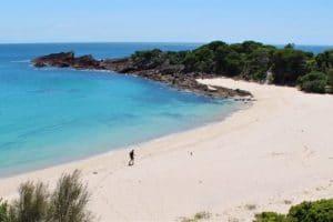 Mowarry Beach, ACT