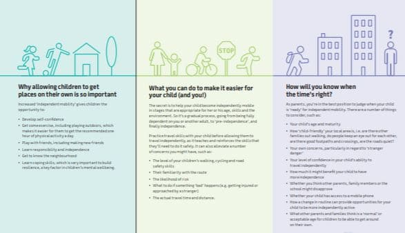 VicHealth_How to help your kids safely get to school
