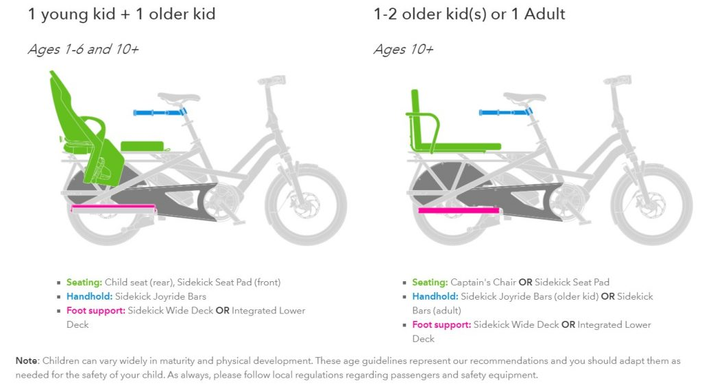 transport adult GSD