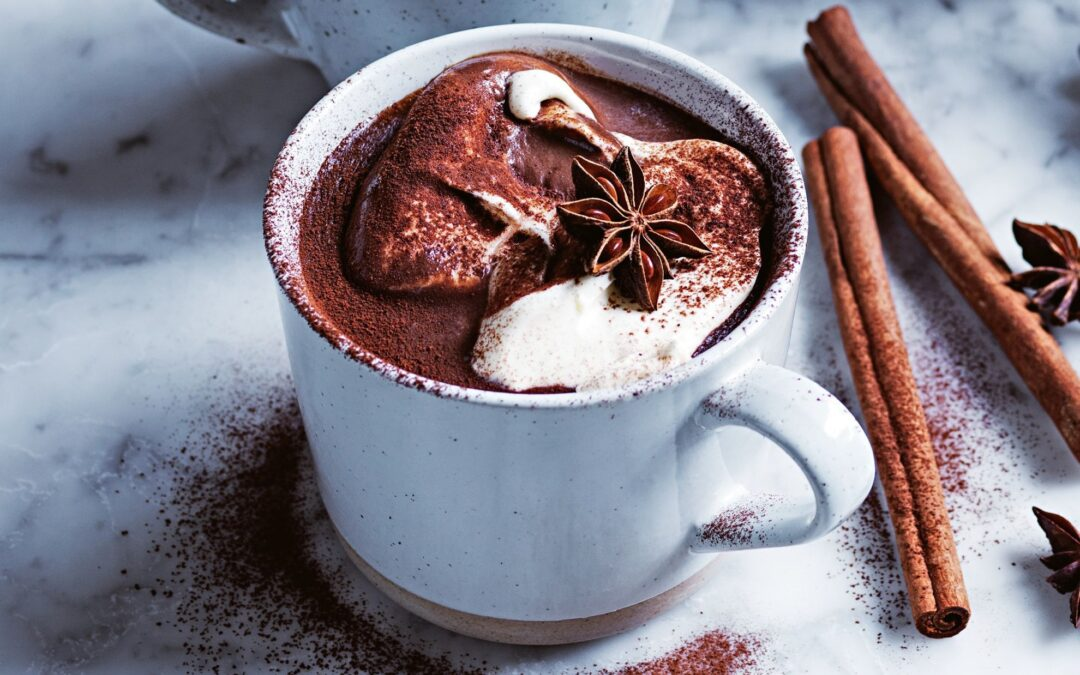 Hot Choc – the best thing of riding in the cold!