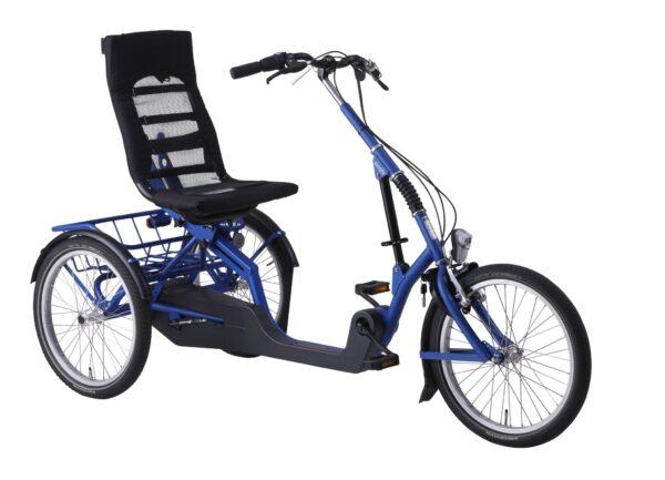 Electric Singly Trike