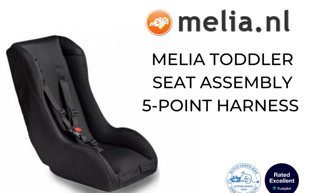 Melia 5-point harness assmebly